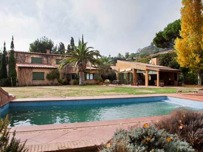 Blanes villa to sell in Cala Sant Francesc, Costa Brava