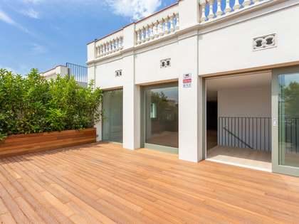 Appartement van 178m² te koop met 104m² terras in Gracia