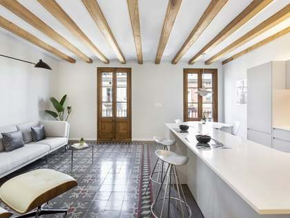 106 m² apartment for sale in El Raval, Barcelona