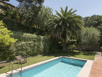 220m² House / Villa for sale in Sarrià, Barcelona