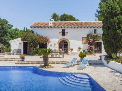 Maison / Villa de 420m² a vendre à Jávea, Costa Blanca
