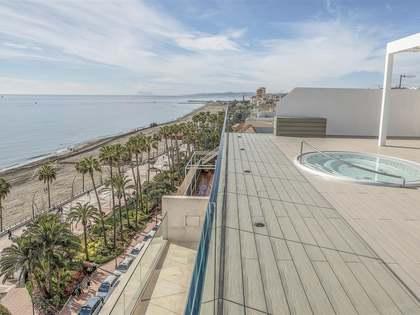 163m² Dachwohnung mit 191m² terrasse zum Verkauf in Estepona