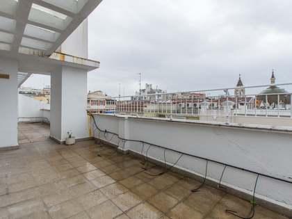 Ático de 287m² con 139m² terraza en venta en Recoletos