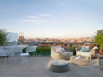 Apartment with 46 m² terrace for sale in Badalona