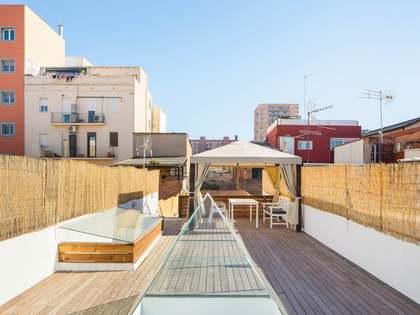 在 新城区, 巴塞罗那 112m² 出售 豪宅/别墅 包括 110m² 露台