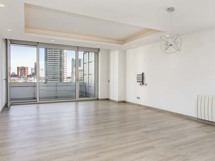125m² apartment to rent in Diagonal Mar, Barcelona