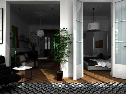 Квартира 103m² на продажу в Правый Эшампле, Барселона