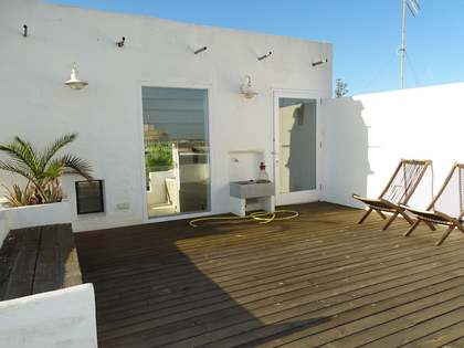 111m² Apartment with 45m² terrace for sale in Ciudadela