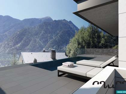 493 m² plot for sale in Andorra la Vella