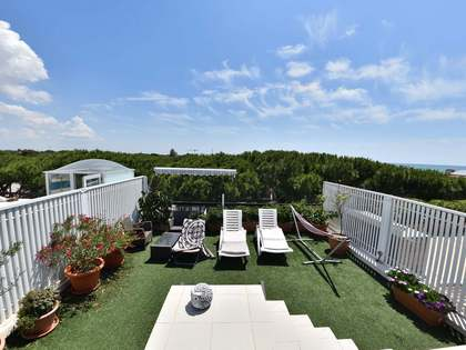 100m² Penthouse with 85m² terrace for sale in La Pineda