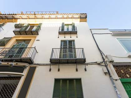 193 m² building with 40 m² terrace for sale in Sitges Town