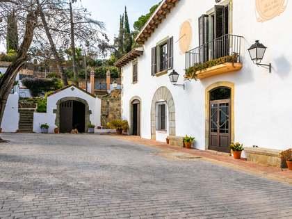 1,033m² Herrgård till salu i Cabrils, Barcelona