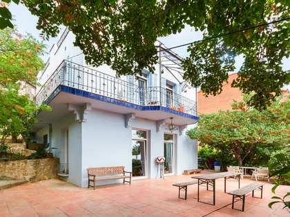 226m² Hus/Villa med 50m² terrass till salu i Vallvidrera