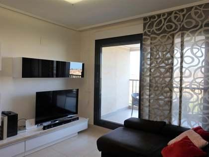 Apartamento de 76m² con terraza de 15m² en venta en Patacona