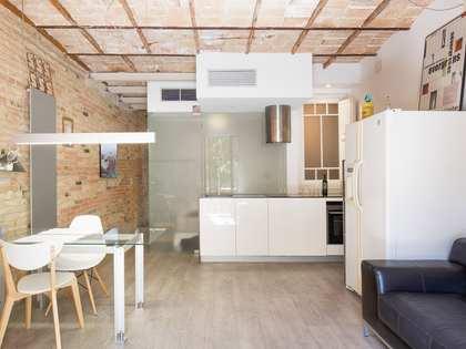 60 m² apartment for sale in Gracia, Barcelona