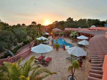 Unique 11-bedroom house for sale close to San Antonio, Ibiza