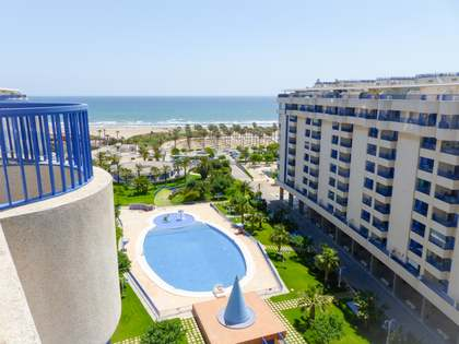 2-bedroom penthouse for sale in Playa de la Patacona