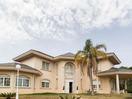 Maison / Villa de 486m² a vendre à Puzol avec 600m² de jardin