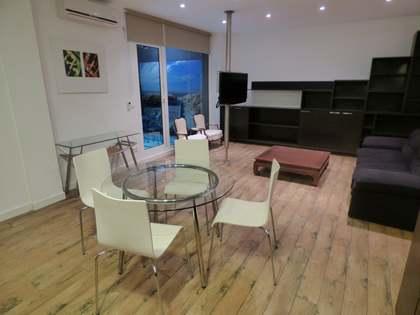 75m² Lägenhet till uthyrning i Gran Vía, Valencia