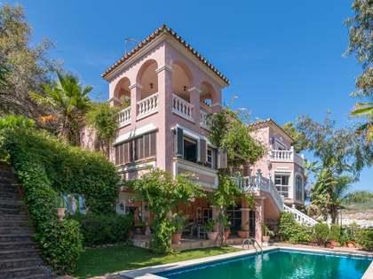 Casa / Vil·la de 484m² en venda a East Málaga, Màlaga