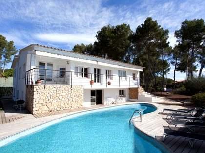 Gran villa en venta en las colinas de Sitges, Las Colinas