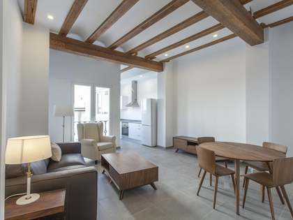 111m² Apartment for rent in Extramurs, Valencia