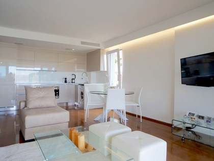 109 m² apartment with 26 m² terrace for sale in Ibiza Town