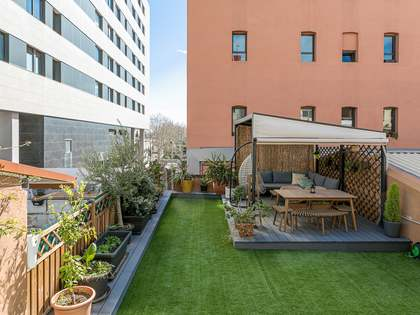 76m² Apartment with 82m² terrace for sale in Poblenou