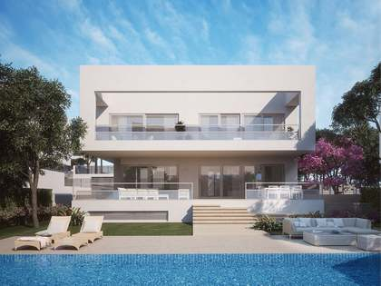 Modern luxury villas for sale in Guadalmina, Marbella