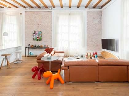 Квартира 115m² на продажу в Готический квартал, Барселона