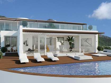 702m² House / Villa with 278m² terrace for sale in Alicante ciudad