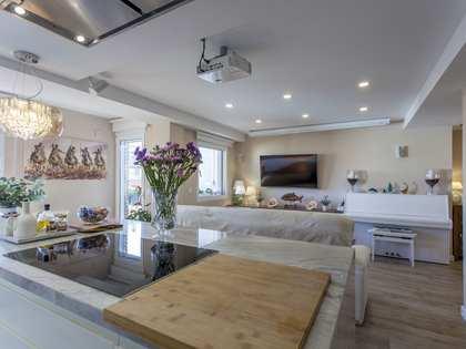 113m² Lägenhet till uthyrning i Ruzafa, Valencia
