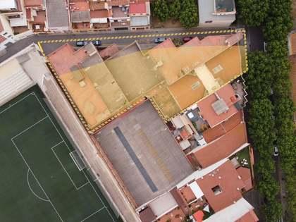 Parcel·la de 4,236m² en venda a Mataro, Barcelona