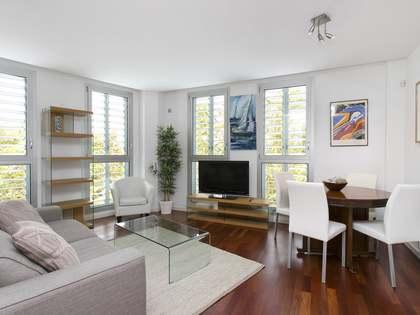 Apartamento de 85 m² en alquiler en El Born, Barcelona
