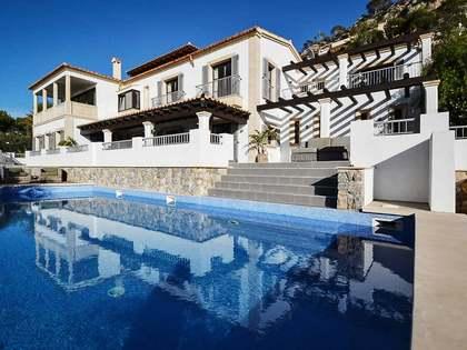 Vacker villa till salu i Puerto Andratx, Sydvästra Mallorca