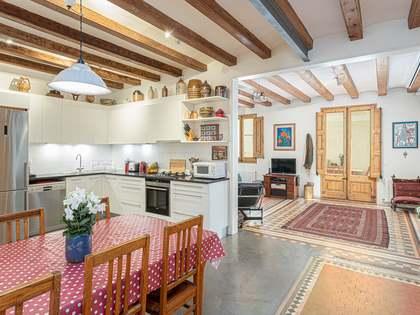 Appartamento di 150m² con 15m² terrazza in affitto a El Born