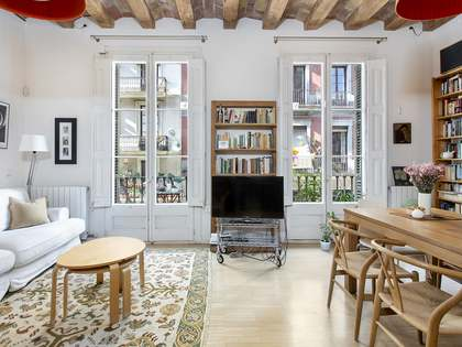 appartement de 101m² a vendre à El Born avec 8m² terrasse