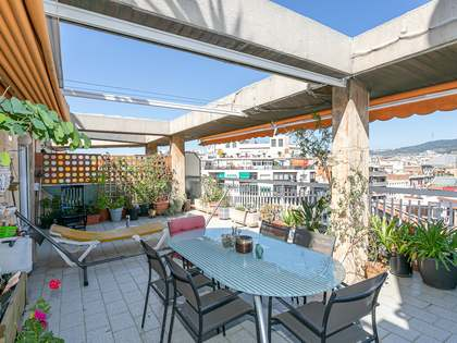 153m² Penthouse with 68m² terrace for sale in Eixample Right