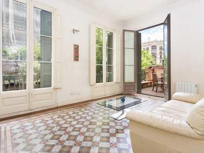 Квартира 70m², 26m² террасa на продажу в Правый Эшампле