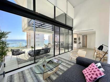 121m² Apartment with 46m² terrace for sale in Playa San Juan