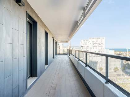 101m² Apartment with 45m² terrace for rent in Diagonal Mar