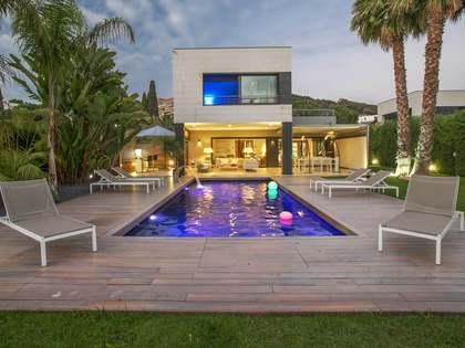 在 Sant Vicenç de Montalt, 巴塞罗那 465m² 出售 豪宅/别墅