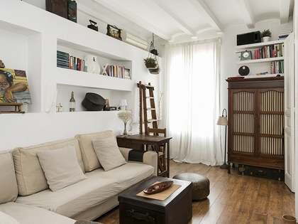 Charming apartment with tourist licence for sale in Gracia