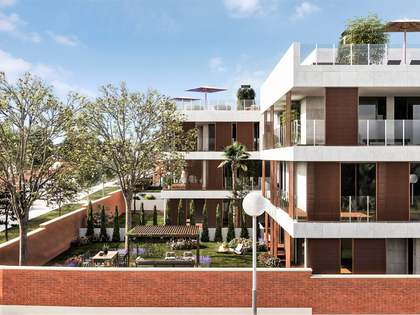 142m² Apartment with 64m² terrace for sale in Urb. de Llevant