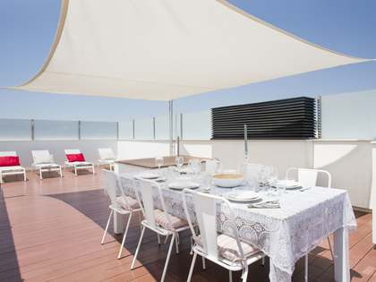 309 m² building with 160 m² terrace for sale in Sitges Town