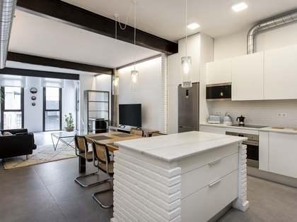 Квартира 69m² аренда в Побленоу, Барселона