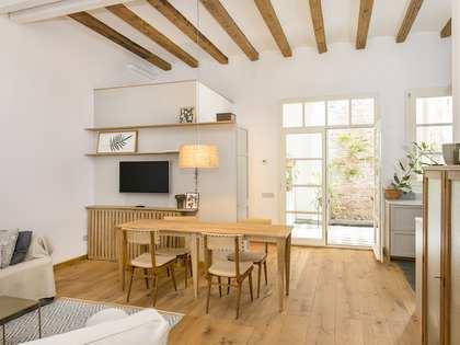 80m² Lägenhet till uthyrning i Gràcia, Barcelona