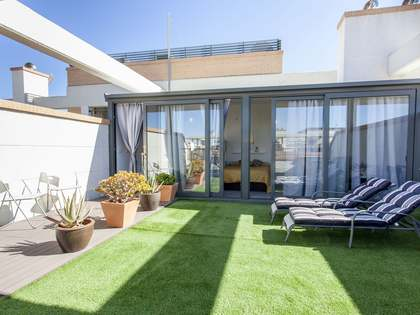 120m² Penthouse with 60m² terrace for sale in Patacona / Alboraya