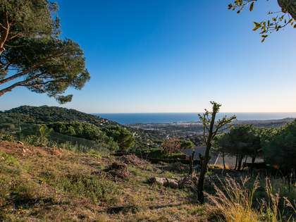 1,448m² Plot for sale in Cabrils, Maresme