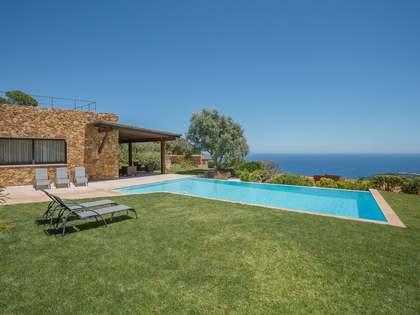 在 Aiguablava, 布拉瓦海岸 500m² 短期出租 豪宅/别墅 包括 2,000m² 露台